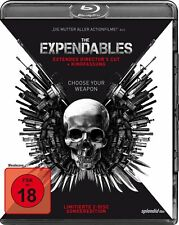 The Expendables [Blu-ray] [Limited Edition] - 2 Dis Sonderedition - NEU - 1629
