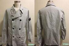 Stone Island Nylon Regular Size Coats & Jackets for Men