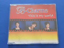 B-Charme - This is my world  CDs   NUOVO