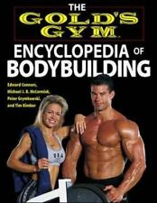 The Gold's Gym Encyclopedia of Bodybuilding (Gold's Gym Series)-ExLibrary