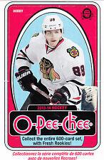 OPC O-Pee-Chee 2013-14 Complete Base Set 1-500