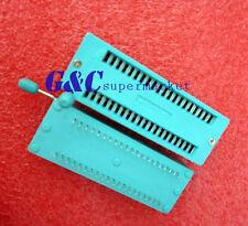 5Pcs/40P 40Pin Zif Zip Ic Tester Board Socket multifunction Good Quality
