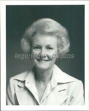 1978 LDS Young Women MIA Program Arlene B Darger Original News Service Photo