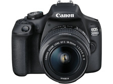 Canon EOS 2000 D EF-S 18-55 IS II Kit Spiegelreflexkamera 24,1MP NFC WLAN WLAN