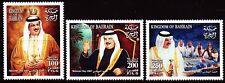 Bahréin 2007 ** mi.839/41 fiesta nacional National Day