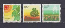 s19090) BRASILE BRAZIL  MNH** Nuovo** 1983 Agriculture 3v