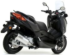 SILENCIEUX ARROW URBAN ALU DARK YAMAHA XMAX 125 2018 - 53073MI+53526AN