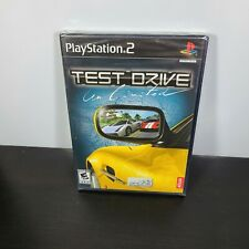Test Drive Unlimited (Sony PlayStation 2, 2007) PS2 Brand New Factory Sealed