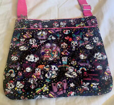 RARE SOLD OUT NWOT Tokidoki Sanrio HELLO KITTY COSMIC Space Galaxy CROSSBODY Bag