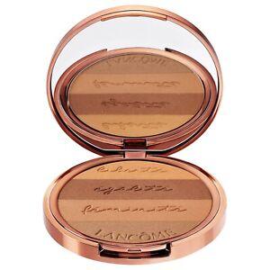 Lancome Le French Glow Bronzer 02 Warm Sensualite' New Box