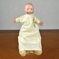 """Germany Am Armand Marseille 8 1/2"""" Bisque Head and Hands Baby Doll"""