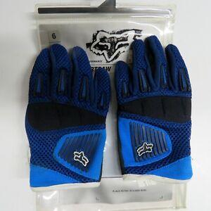 Fox Racing Kids Dirt Paw BMX Gloves Youth 6 MTB ATV Motocross