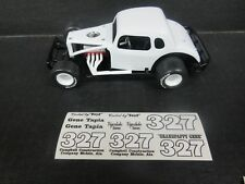 #327 Gene Tapia Modified 1/25th scale Die-Cast donor kit