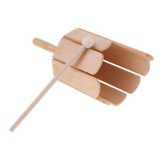 Durable Multi Sound with Wooden Hammer Musical Toy Practice Kids Musicality