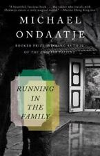 Running In The Family Michael Ondaatje Winning Author of English Patient