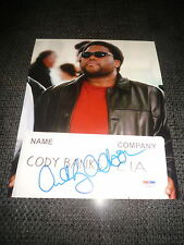 """ANTHONY ANDERSON signed Autogramm auf 20x25 Foto """"SCARY MOVIE & BIG MAMA´S HAUS"""""""