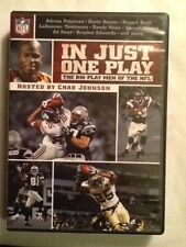 Football: In Just One Play: The Big-Play Men of the NFL DVD