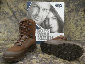 Haix Boots Desert Combat High Liability, Size 5 M (38) Women