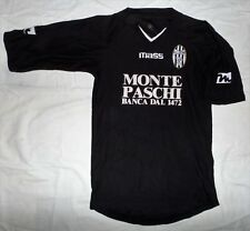 Maglia SIENA 2006/2007 CHIESA MACCARONE No Matchworn Taglia S No Juventus Milan