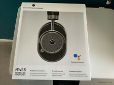 Master and Dynamic MW65 Active Noise-Cancelling ANC Wireless Headphones Premium