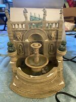 Village CAMDEN PARK FOUNTAIN Department 56 Christmas Holiday Accessories 52705