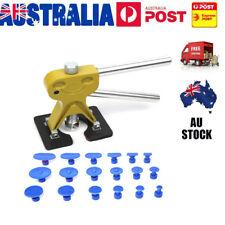 Car Paintless PDR Dent Puller Slide Hammer Repair Tabs Removal Tool Hail Kit NSW