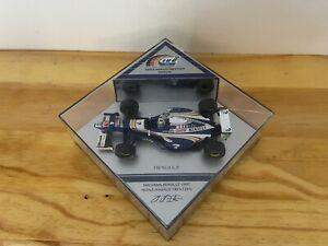 heinz harald frentzen Oynx 1/43 Die Cast Williams Renault F1 1997 Model