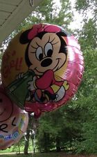 Disney Babies Minnie Mouse It's a Girl baby shower mylar helium BALLOON 10 Lot