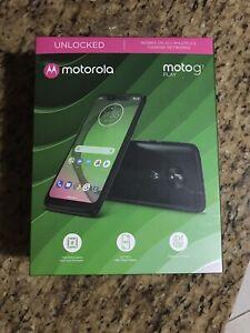 Motorola Moto G7 Play - 32GB - Deep Indigo (Unlocked) Smartphone