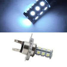 12V H7 5050 18 SMD LED White Car Auto Fog Driving DRL Headlight Light Lamp Bulb