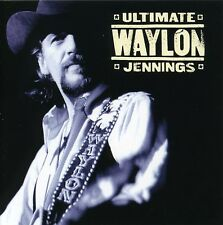 Waylon Jennings - Ultimate Waylon Jennings [New CD] Rmst