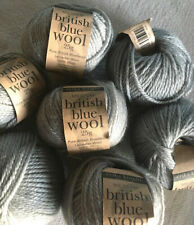 Erika Knight British Blue 100% Wool DK Wgt. (Seven 25g Skeins) 114 Seafret