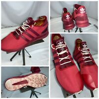 Adidas SL Rise Sz 12 Men Red Running Shoes Excellent condition YGI G0S-224
