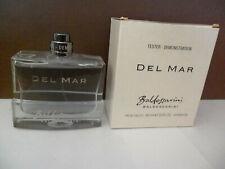 DEL MAR by BALDESSARINI HUGO BOSS EAU DE TOILETTE 90 ml 3.0 oz 99% FULL FOR MEN