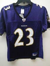 Reebok Women's NFL Jersey Ravens Willis McGahee  Purple sz M