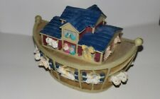 DaySpring ~Noah's Ark~ Promise Box. (1998) Used/Good Condition