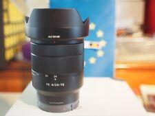 Sony Vario tessar  FE 24-70mm F4 OSS
