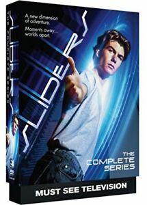 SLIDERS: COMPLETE SERIES NEW DVD