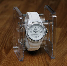 Armbanduhr Ice Watch Ice-Star White Silver Medium / Unisex NEU OVP UVP 129,--