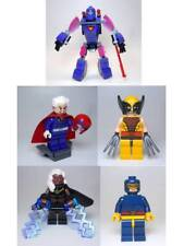 LEGO 76022 MARVEL UNIVERSE SENTINEL MAGNETO WOLVERINE STORM & CYCLOPS LOOSE NEW