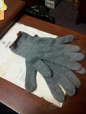 Cotton Knit Work Gloves 10 pair (refurbished)additional10 pair free