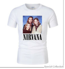 Nirvana Hanson Parody Funny Pop Rock Band rare T-Shirt 3colors S to 2Xl