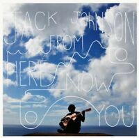 Jack Johnson - From Here to Now to You [New Vinyl]