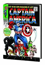 CAPTAIN AMERICA VOL #1 OMNIBUS HARDCOVER Jack Kirby Comics VARIANT HC SRP $125
