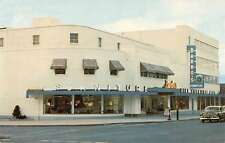 Stoneham Massachusetts Barbos Inc Street View Vintage Postcard K52771