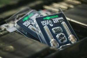 Korda Carp Fishing Heli Safe Tubing Kit - Green / Brown Available