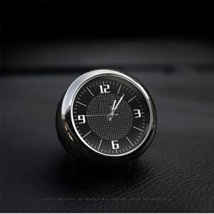 Car Dashboard Airoutlet Vent Quartz Clock fit For Mercedes Benz GLC C E AMG GLA