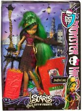 2012 Monster High Travel Scaris City of Frights Jinafire Long Doll - New & Nrfb!