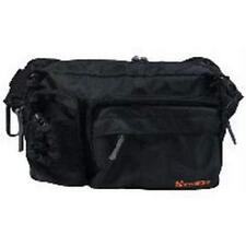 GEECRACK GEE602 Fishing Waist Fanny Pack Hip Bag Type 2 Black Japan new .