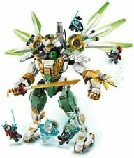 LEGO NINJAGO Lloyd's Titan Mech 70676 Building Kit, New 2019